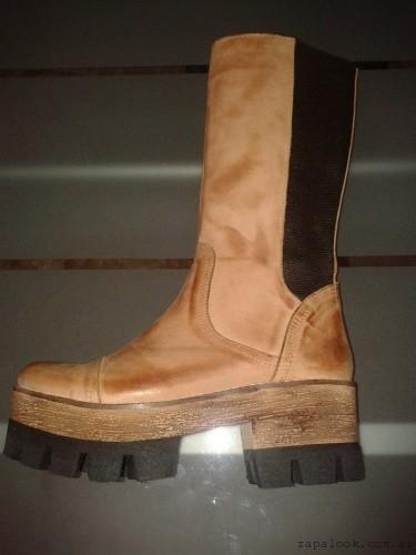 botas caña media con elastico - Zaia calzados invierno 2015
