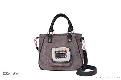 cartera color vision bordada KATAKALI invierno 2015