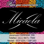 Micaela logo