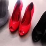Stilettos y zapatos de fiesta invierno 2015
