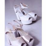 Zapatos para novias 2015