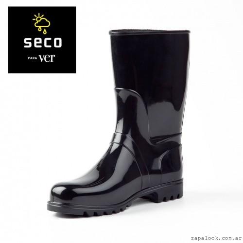 botas de lluvia - Seco invierno 2015