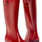 botas de lluvia con taco - Seco invierno 2015