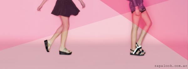 anticipo coleccion calzado Ignacia verano 2016