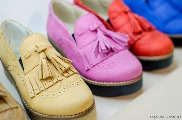 dac4c369 mocasines primavera verano 2016 – Nazaria calzados – Zapalook