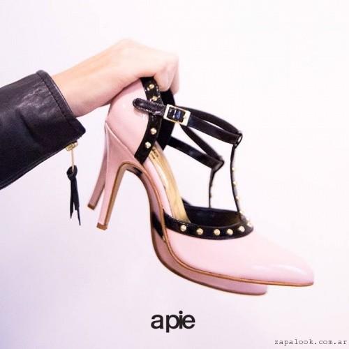 American Pie - stilettos rosa verano 2016