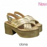 Clona primavera verano 2016 – Zapatos metalizados