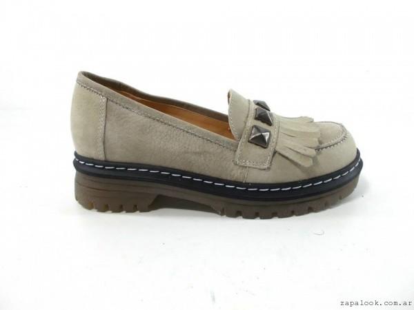 deb3e9e50a684 Magali Shoes – Mocasines mujer primavera verano 2016