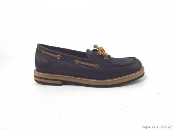 mocasin negro verano 2016 - Magali Shoes