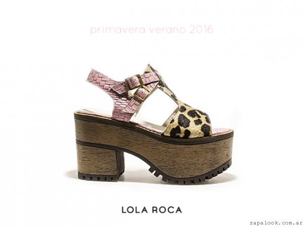 f8bf862a plataformas animal print – Lola Roca verano 2016 – Zapalook