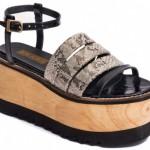 Traza – sandalias con plataformas primavera verano 2016