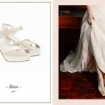 Lomm – Sandalias para novias verano 2016