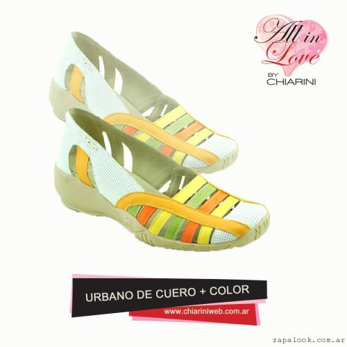 Chiarini - zapato urbano verano 2016