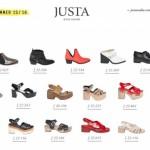 Justa Osadia – calzado primavera verano 2016