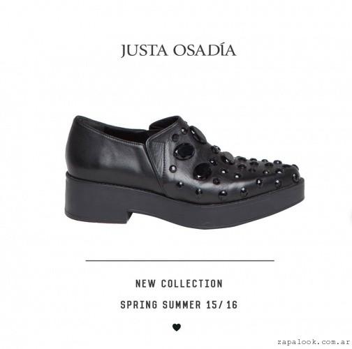 Justa Osadia - zapatos primavera verano 2016