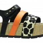 Kate Kuba – Coleccion verano 2016 – calzado animal print