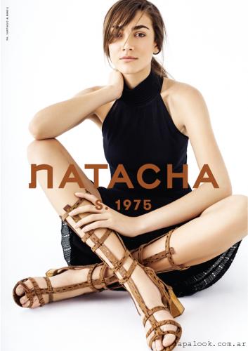 Natacha calzados - sandalias romanas primavera verano 2016