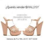Rallys primavera verano 2016 – calzados y carteras