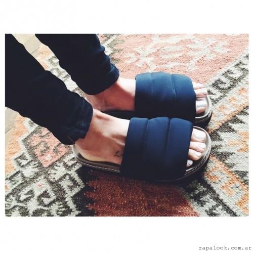 Chao Shoes - sandalias chatitas negras verano 2016
