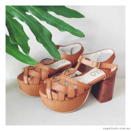 Chao Shoes - sandalias suela verano 2016