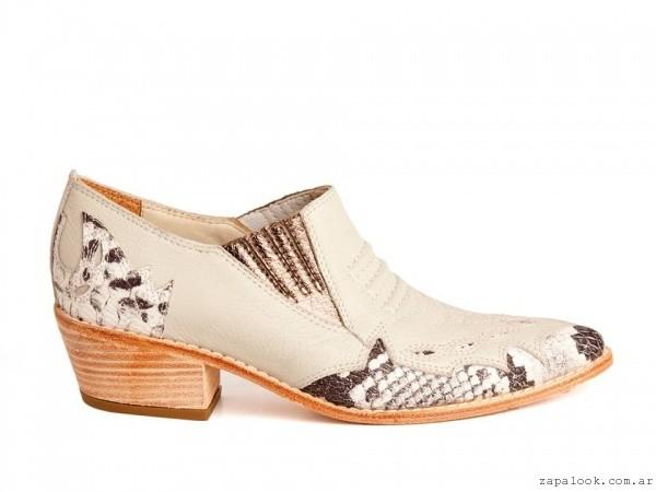 SALMAN Calzados - zapatos estampa reptil verano 2016