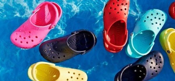 Sandalias crocs colores verano 2016