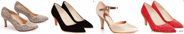 stilettos verano 2016 - marcas calzados argentinas
