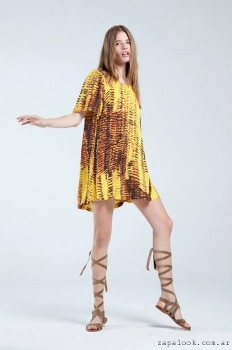 Sandalias gladidora con remeron verano 2016 - calzados chocol