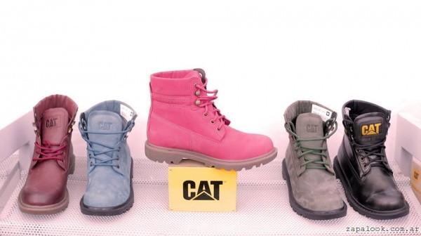 Borcegos de colores by CAT Footwear Argentina invierno 2016