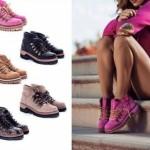 Pamuk – zapatos y botinetas otoño invierno 2016