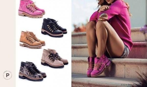 f4630cbb6 Pamuk – zapatos y botinetas otoño invierno 2016