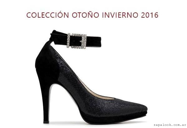 Rallys - zapato de fiesta elegantes invierno 2016 - anticipo coleccion