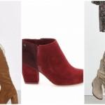 Tendencias en calzados otoño invierno 2016