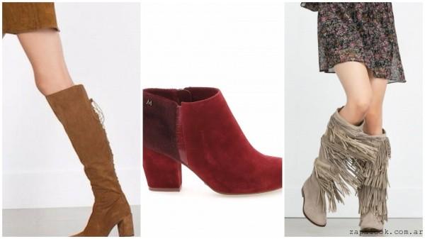 tendencia calzado de moda invierno 2016