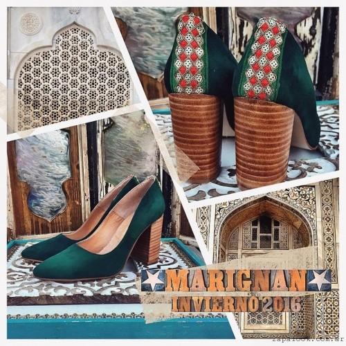 stilettos  invierno 2016 Marignan en tus pies
