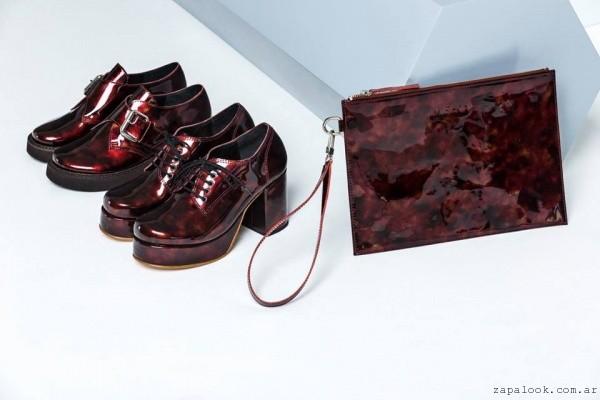 zapatos abotinados - Mishka otoño invierno 2016