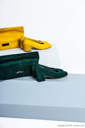 zapatos de gamuza colores - Mishka otoño invierno 2016