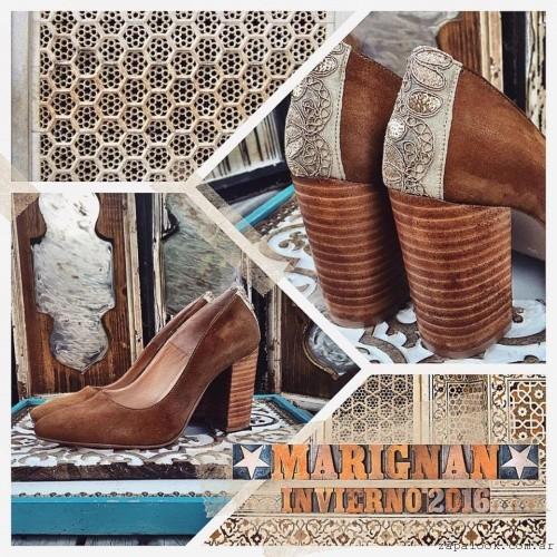 zapatos invierno 2016 Marignan en tus pies