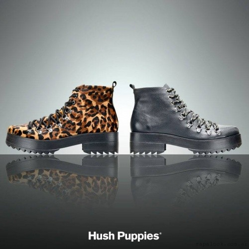 Borcegos animal print Hush Puppies