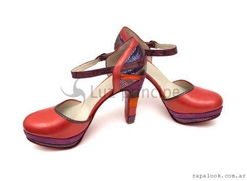 Zapatos altos de fiesta  invierno 2016 Luz Principe