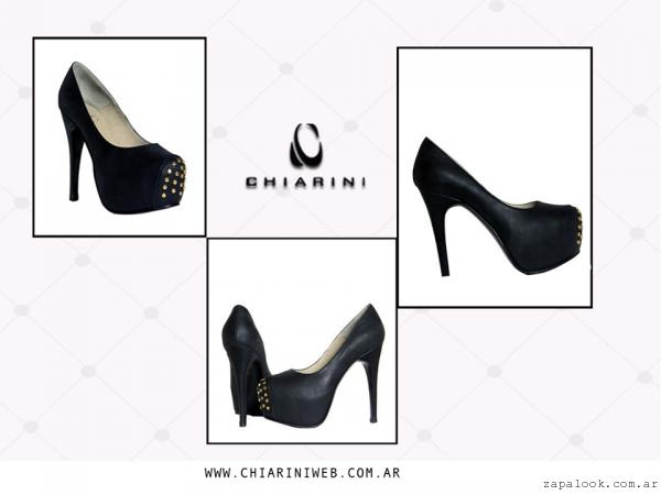 Zapatos de fiesta invierno 2016 - Chiarini