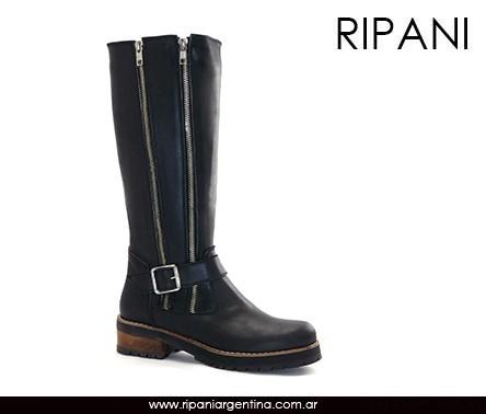 bota caña alta con cierre invierno 2016 - Ripani