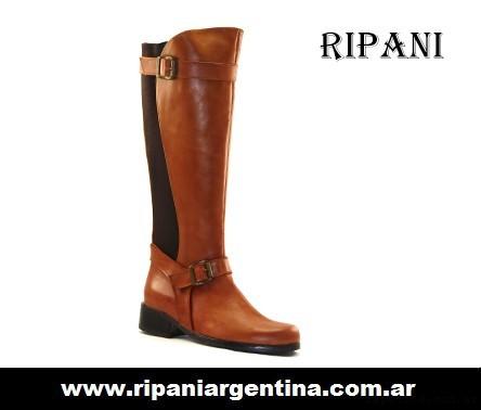 bota caña alta con elastico invierno 2016 - Ripani