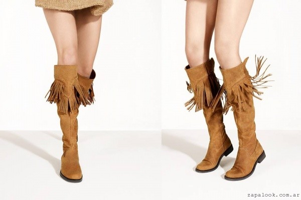 botas bucaneras - calzados Lucerna otoño invierno 2016