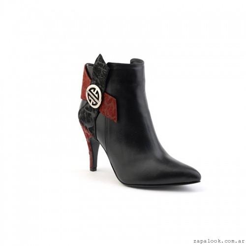 botas en punta  otoño invierno 2106 - calzados Valerio