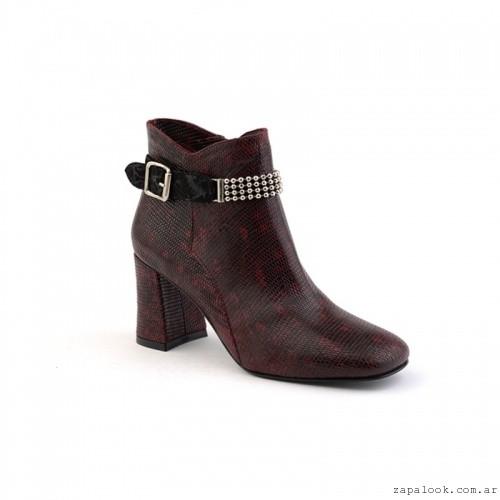 botientas bordo otoño invierno 2106 - calzados Valerio