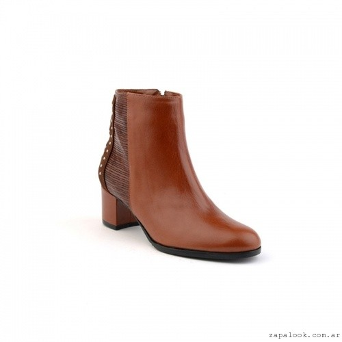 botientas suela  otoño invierno 2106 - calzados Valerio