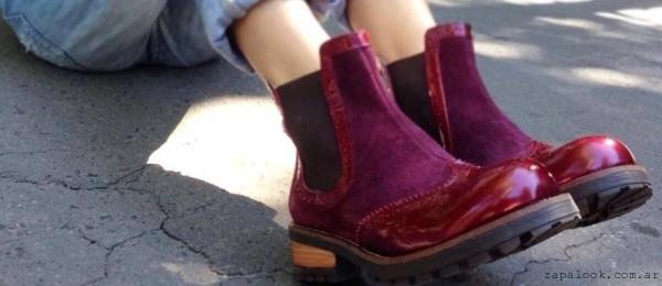 b285858d7f3 Zapatos y botinetas de colores invierno 2016 – Sofi Martire