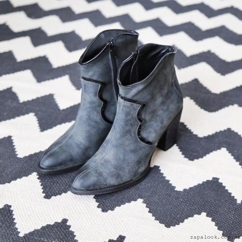 botinetas texanas grises Kloosters invierno 2016