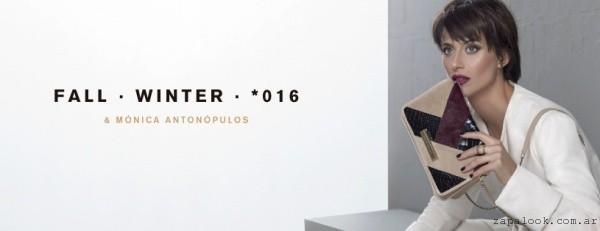 carteras elegantes by Carla Danelli invierno 2016